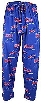 Buffalo Bills Mens Royal NFL Fusion Pajama Pants by Concepts Sports
