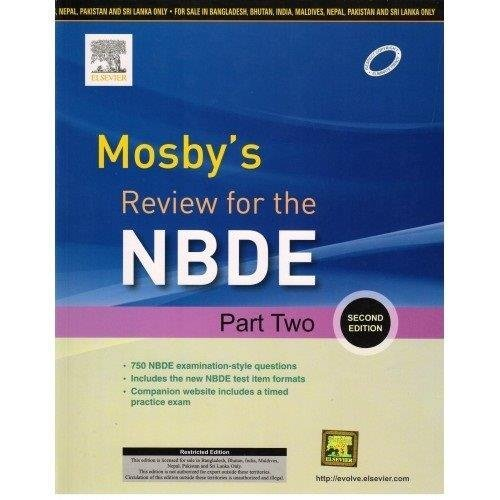 Mosby's Review for the NBDE Part 2