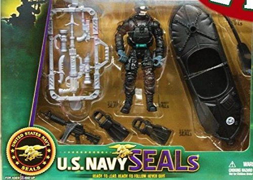 u-s-navy-seals-water-mission-playset-includes-figure-weapons-and-canoe
