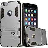iPhone 6s Case, CASEFORMERS Ultra Slim iPhone 6 Armor Case for iPhone 6s and 6 [Shockproof Case] - Artic Silver