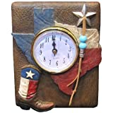 Ll Home Texas Clock