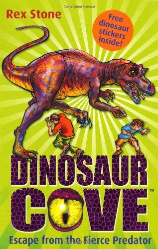 Escape from the Fierce Predator: Dinosaur Cove 10