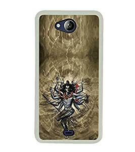 ifasho Designer Phone Back Case Cover Micromax Canvas Play Q355 ( Classic old Vintage Car )