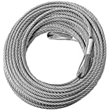 COME-ALONG WINCH Replacement CABLE - 5/16 X 50 (9,800lb strength)