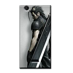 CRISIS CORE BACK COVER FOR MICROMAX CANVAS NITRO 2