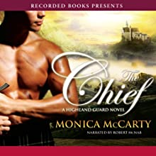 The Chief Audiobook by Monica McCarty Narrated by Robert McNab