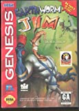 Earthworm Jim - Megadrive - US