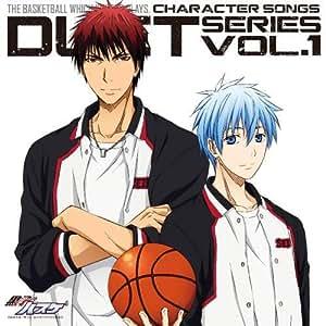 TVアニメ 黒子のバスケ キャラクターソング DUET SERIES Vol.1