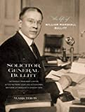 img - for Solicitor General Bullitt book / textbook / text book