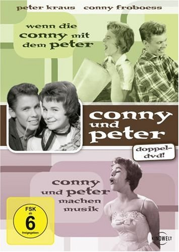 Conny und Peter [2 DVDs]