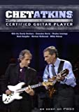 Chet Atkins Certified Guitar Player DVD As seen on PBS