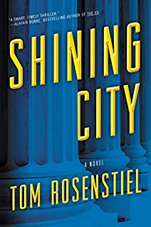 Book Cover: Shining City: A Novel