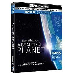 A Beautiful Planet [4K Ultra HD + Blu-ray]