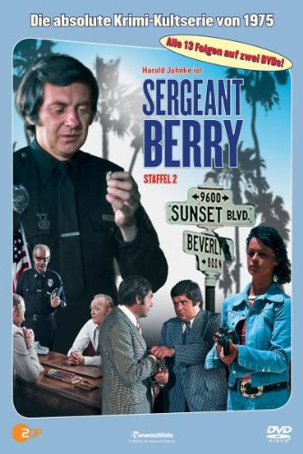 Sergeant Berry - Staffel 2 [2 DVDs]