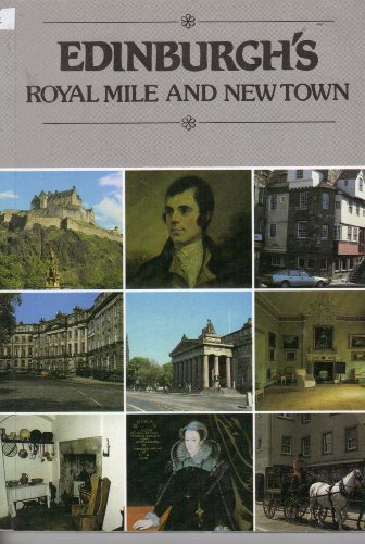 Edinburgh's Royal Mile and New Town
