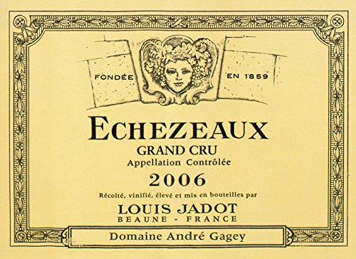 2006 Louis Jadot - Echezeaux Grand Cru Burgundy 750 Ml