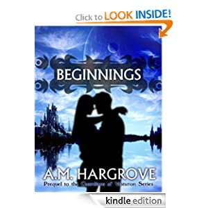 Beginnings, Prequel Novella to The Guardians of Vesturon (YA Paranormal Romance)