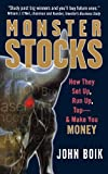 img - for Monster Stocks: How They Set Up, Run Up, Top and Make You Money book / textbook / text book
