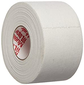 Amazon.com: ATHLETIC TAPE- ROLL, WHITE: Sports & Outdoors