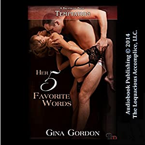 Her Five Favorite Words Audiobook