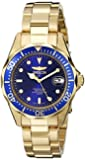 Invicta Men's Pro Diver 23kt Gold plated 8937