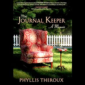 The Journal Keeper: A Memoir | [Phyllis Theroux]