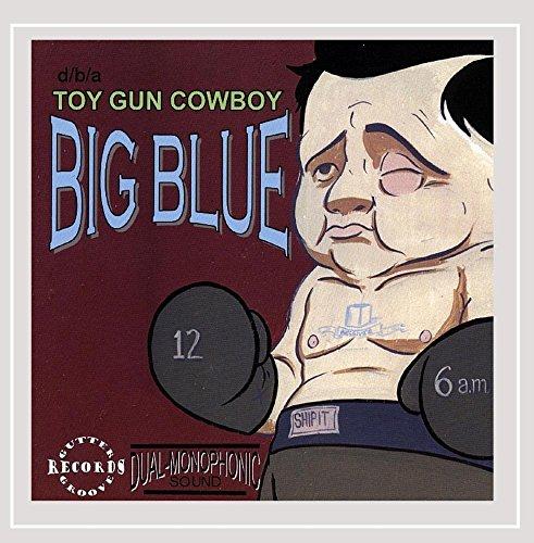 Toy Gun Cowboy - Big Blue