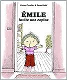 vignette de 'Emile n° 9<br /> Émile invite une copine (Vincent Cuvellier)'