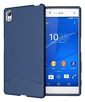 4. TUDIA Ultra Slim Full-Matte ARCH TPU Bumper Protective Case for Sony Xperia Z5