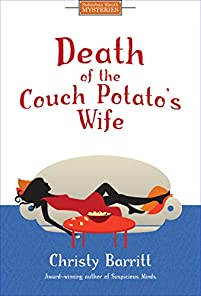 Death Of The Couch Potato's Wife - A Cozy Mystery by Christy Barritt ebook deal