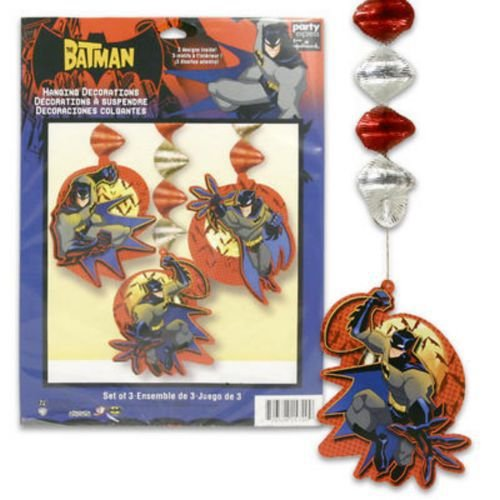 Batman Begins Danglers - 3 Count - 1
