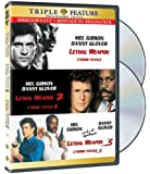 Lethal Weapon 1/2/3 (Director's Cut) (Bilingual)