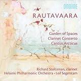 Rautavaara:  Clarinet Concerto