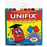 Unifix Cubes; Assorted Colors; 100 Piece Set; no. DD-225