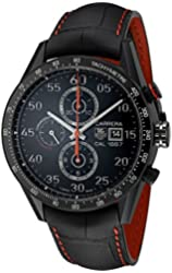 Tag Heuer Carrera Men's CAR2A80.FC6237 Automatic Chronograph Titanium Watch
