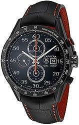 Tag Heuer Carrera Men's CAR2A80.FC6237 Automatic Chronograph Titanium Watch