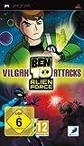 echange, troc Ben 10 - Alien Force: Vilgax Attacks [import allemand]