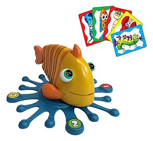 Juegos Bizak - El Pez Listillo, juego de mesa (63140121)