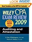 Wiley CPA Exam Review 2009: Auditing...