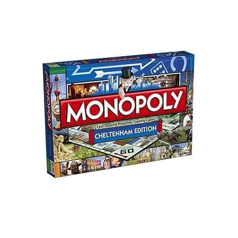 Monopoly Cheltenham Edition - Jeu de société - Winning Moves