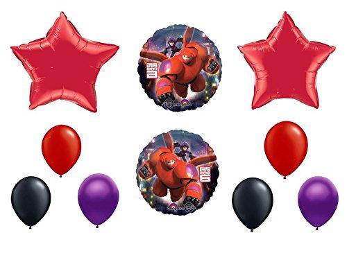 Disney Big Hero 6 Balloon Decoration Kit - 1