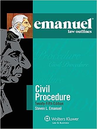 Emanuel Law Outlines: Civil Procedure