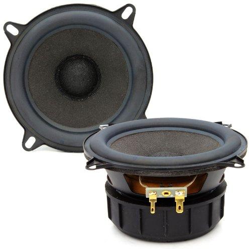 """5V3 Pair - Focal 5.25"""" Polyglass Midrange Car Speaker"""
