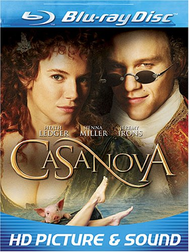 Cover art for  Casanova [Blu-ray]