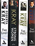 Robert Kray Roberta Kray: 4 book collection pack: The Pact, The Debt, The Lost and Strong Women rrp £28.96