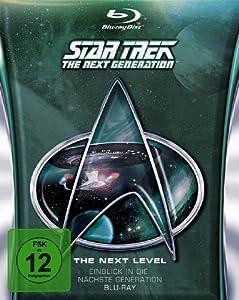 Star Trek: The Next Generation - The Next Level: Einblick in die nächste Generation [Blu-ray]