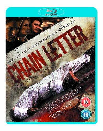 Chain Letter (Blu-Ray) (Import Movie) (European Format - Zone B2) Twilights Nikki Reed)