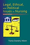img - for Legal, Ethical, and Political Issues in Nursing book / textbook / text book