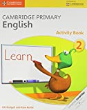 img - for Cambridge Primary English Stage 2 Activity Book (Cambridge International Examinations) book / textbook / text book