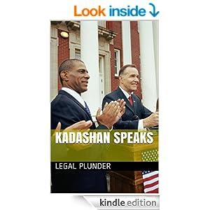 kadashan speaks book
